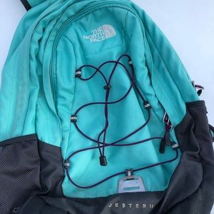 The North Face Backpack Teal
